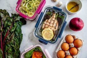 How to cook healthy on a road trip
